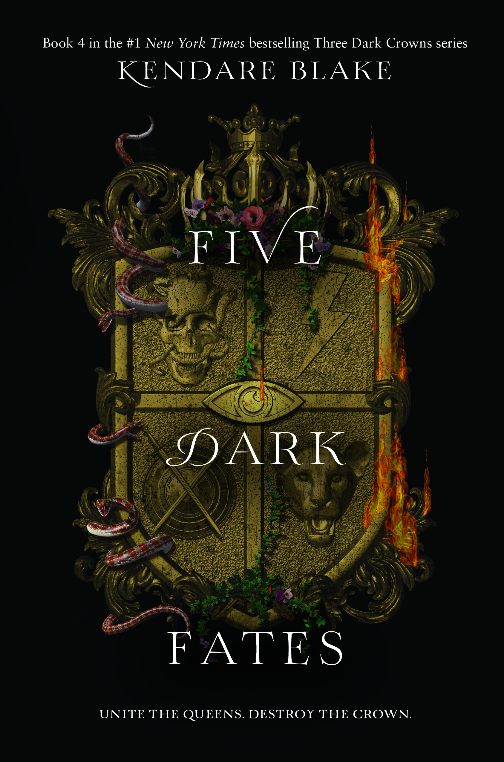 Three Dark Crowns Series Archives - Kendare Blake